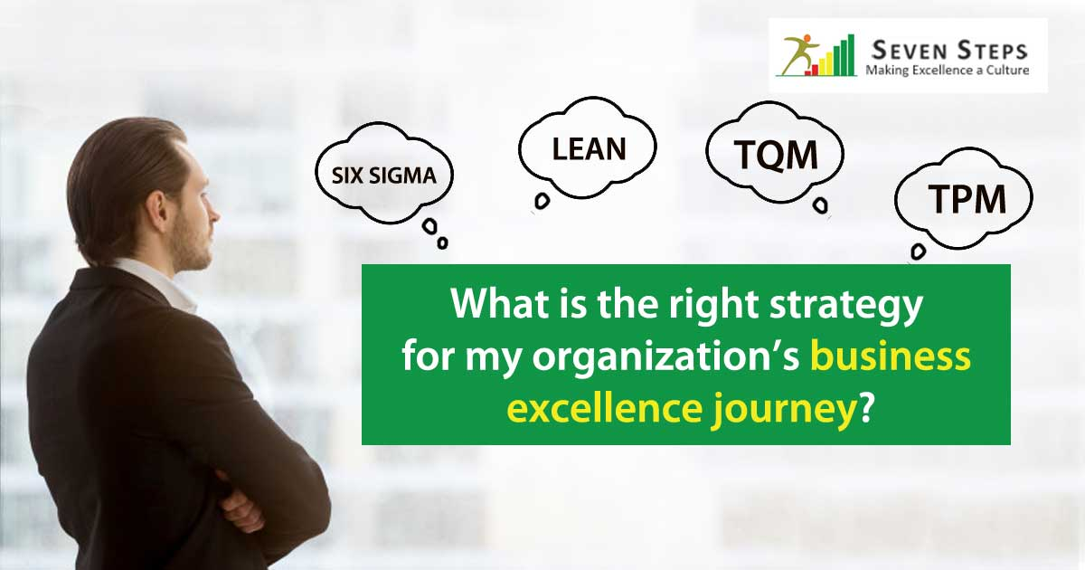 Business excellence journey