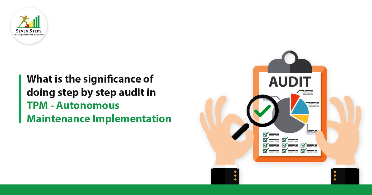 Implementation of Autonomous Maintenance | TPM Autonomous Maintenance Audit