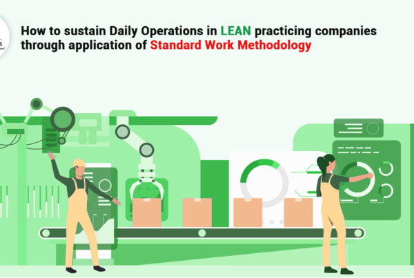 Standard Work Methodology- How To Sustain Daily Operations In Lean Practicing Companies | Seven Steps Global